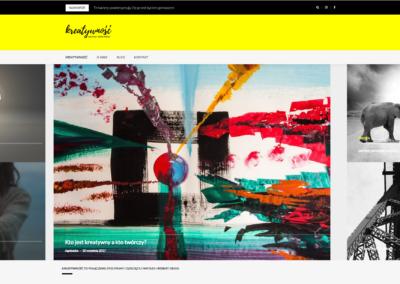 Blog Kreatywność