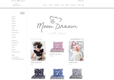 Sklep internetowy Moon Dream
